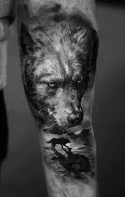 55 Wolf Tetování Vzory Punditschoolnet