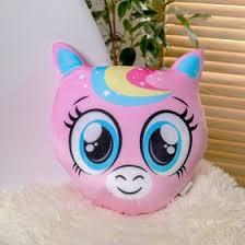 Подушка-<b>игрушка антистресс</b> «Пони» (3421600) - <b>Сима</b>-<b>ленд</b>