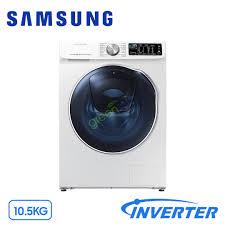 Máy Giặt Sấy Samsung Inverter 10.5kg WD10N64FR2W/SV Lồng Ngang Chính Hãng, Giá  rẻ