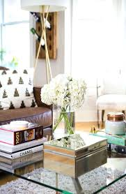 flowers for coffee table coffee coffee table styling ideas homes artificial flowers fake for book best