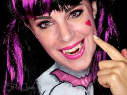 draculaura from monster high makeup draculaura from monster high makeup