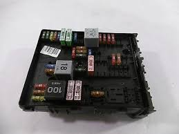 audi fuse box replacement fuse boxes 2006 audi a3 s line 8p 8pa 2 0 tfsi petrol main fusebox relay board 1k0937124p