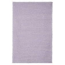 tonal texture rug lavender ivory