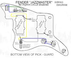 jazzmaster wiring diagram no rhythm circuit jazzmaster shortscale view topic jazzmaster wiring out the rhythm on jazzmaster wiring diagram no rhythm circuit