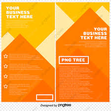 Company Brochure Example Different Sizes Of Company Brochure Business Banner