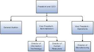Accounting Position Hierarchy Chart Oracle Global Human Resources Cloud Implementing Workforce