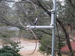 picture of build the pennyloop uhf antenna