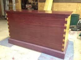 purple heart wood furniture. Sea Chest, Purple Heart/Satin Wood Purple Heart Furniture