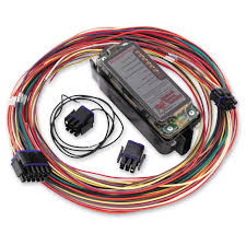 harley davidson wiring harness kits j p cycles thunder heart performance complete electronic harness controller
