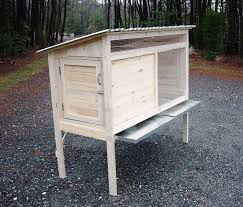 ft rabbit hutch diy woodworking plans