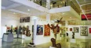 the art gallery at cholamandal artists village