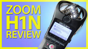 <b>Zoom H1n</b> Review for Filmmakers - Impressive Sound Effects ...