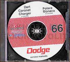 1966 dodge coronet dart repair shop manual original charger related items