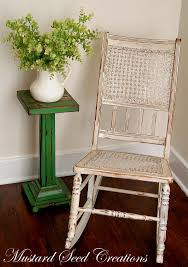How To Update an Old Rocking Chair So You Can Keep Enjoying It