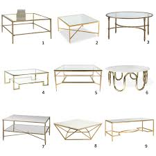 am dolce vita glass brass gold coffee table roundup of and tables black vintage side folding s french oval top round lift grey wood cherry