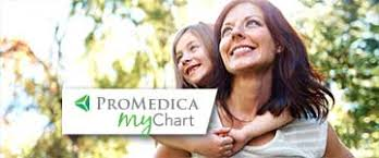 Promedica My Chart App Digital Tools Patient Resources Promedica