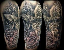 Tetování Andělé Tetování Tattoo
