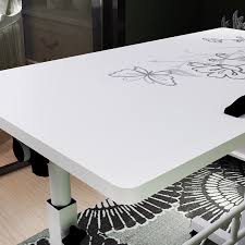 office desk bed. multifunctional portable lifting laptop table simple modern computer desk home office lazy standing bed