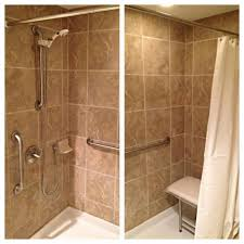 grab bars for shower and bath exposed assist bar in bathroom within gorgeous bathtub grab