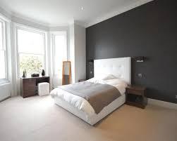 Black Feature Wall Bedroom Ideas