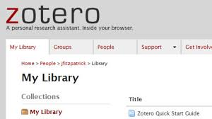 How To Clip Sort And Cite The Entire Web With Zotero