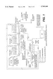 patent us5749160 multi zone method for controlling voc and nox patent drawing