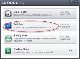 How To Scan Resume To Computer - run a full computer scan scan my pc virus