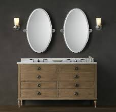 restoration hardware bathroom vanity knockoff. knockout knockoffs: restoration hardware maison bathroom vanity knockoff