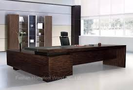 modern design luxury office table executive desk. Modern Design Luxury Office Table Executive Desk Wooden Furniture (HF-D2826F) N
