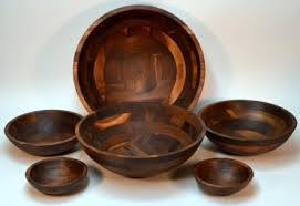 about our wooden bowls