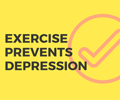 Image result for exercise can beat depression
