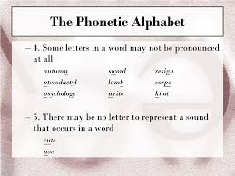 Recommended ipa fonts available on various platforms Ppt Ch 4 Phonetics The Sounds Of Language Powerpoint Presentation Free Download Id 7083957