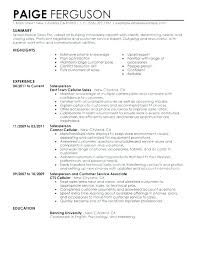 Sample Of Resume For Sales Associate Retail Sales Associate Resume