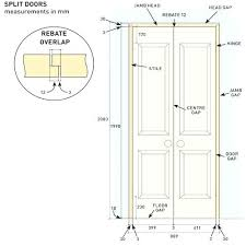 door jamb diagram. Diy Door Jamb Diagram