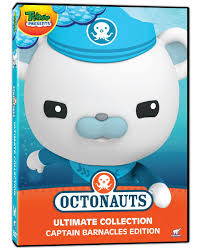 Amazoncom Octonauts  Electric Torpedo Rays DVD Movies U0026 TVOctonauts Treehouse