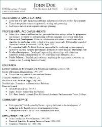 Resume Skills Examples List What Are Some Examples Skills For A