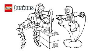 Free printable venom coloring pages. Lego Spiderman Coloring Pages Coloring Rocks
