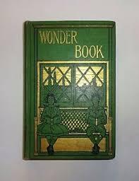 image is loading the wonder book nathaniel hawthorne ilrated c 1910s