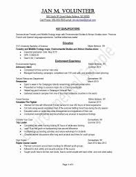 Sample Resume For Summer Job College Student Philippines Awesome