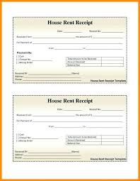 fee receipt format room rent receipt format house rent receipt form india kinoroom club