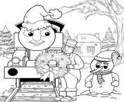 I have these christmas coloring pages up on my etsy shop! Train Coloring Pages To Print Train Printable