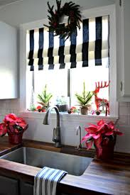 Kitchen Decorating Decorating Your House For Christmas Kitchen