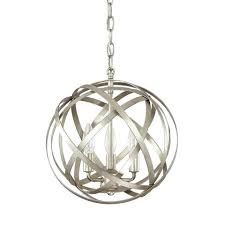 axis 3 light orb chandelier in winter gold by capital lighting 4 stella gold orb
