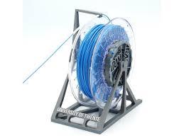 universal auto rewind spool holder by