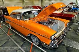 CRCSE SHOW: 1957 Chevrolet Bel Air Custom – Classic Recollections