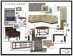 Interior Design Presentation Boards Examples Vda Virtual Interiors