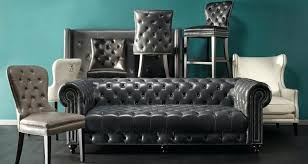 teal leather chair leather furniture teal leather dining room chairs