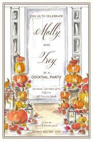 Fall Party Invitations Printswell