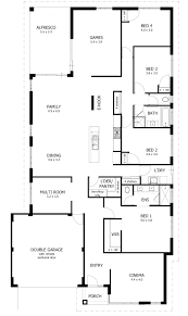4 bedroom house plans. 4 bedroom house plans fallacio us arresting simple corglife with basement plan i bedrooms