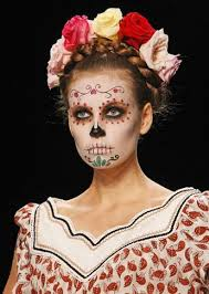it really irks me when i see people who are outside of my culture race herie etc use day of the dead makeup and such as costumes i don t
